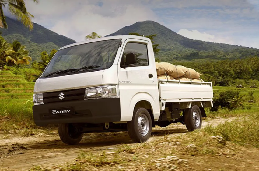 Harga Dan Spesifikasi Mobil Suzuki New Carry PU Solo