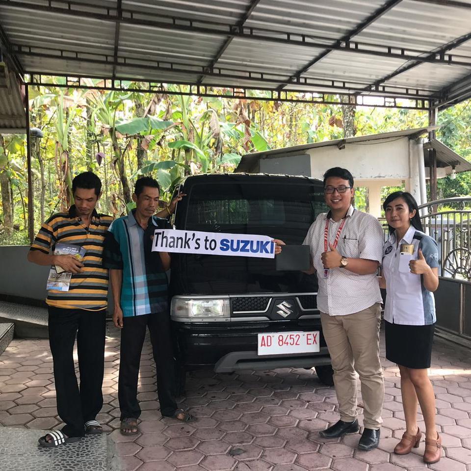 Serah Terima Mobil Baru Suzuki Solo (1)