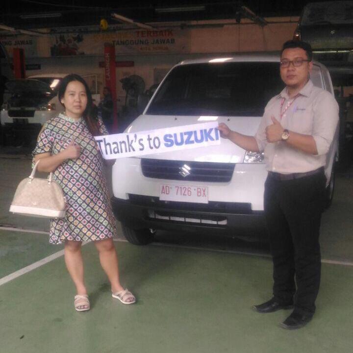 Serah Terima Mobil Baru Suzuki Solo (10)