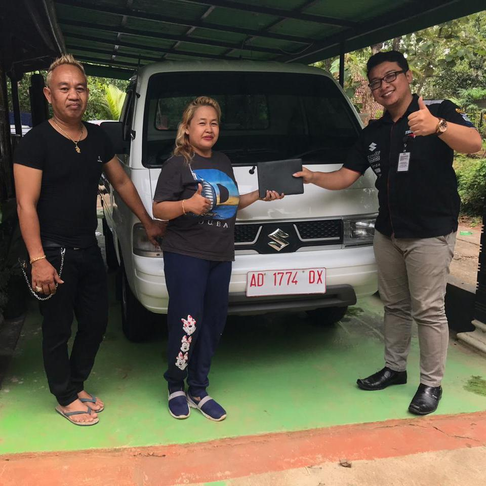 Serah Terima Mobil Baru Suzuki Solo (9)