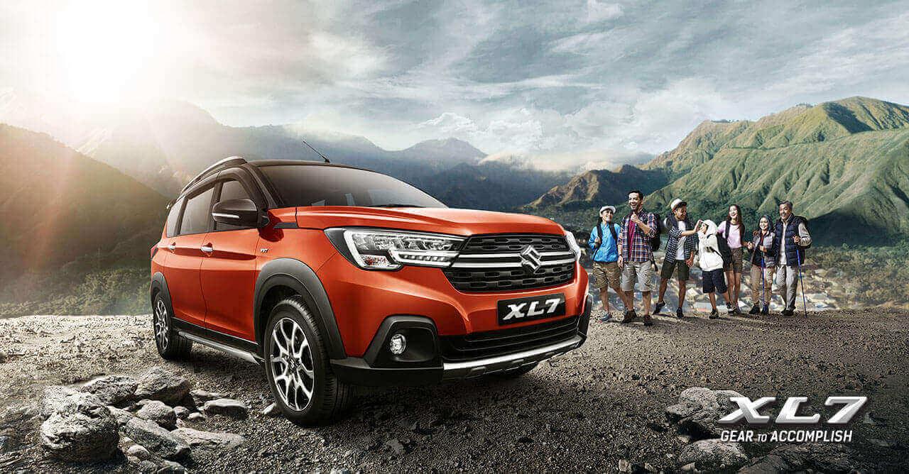 Banner Harga Dan Spesifikasi Suzuki XL7 Solo